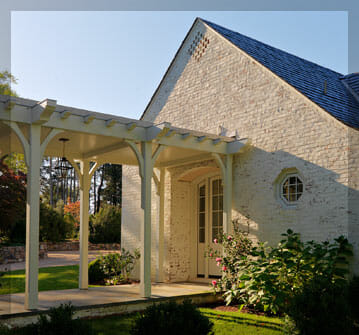 GME Builders works with Charlottesville's best architects to preserve Virginia's architectural history.