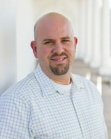 Darrel Beachy specializes in framing and is a project manager for GME Builders in Charlottesville, Virginia