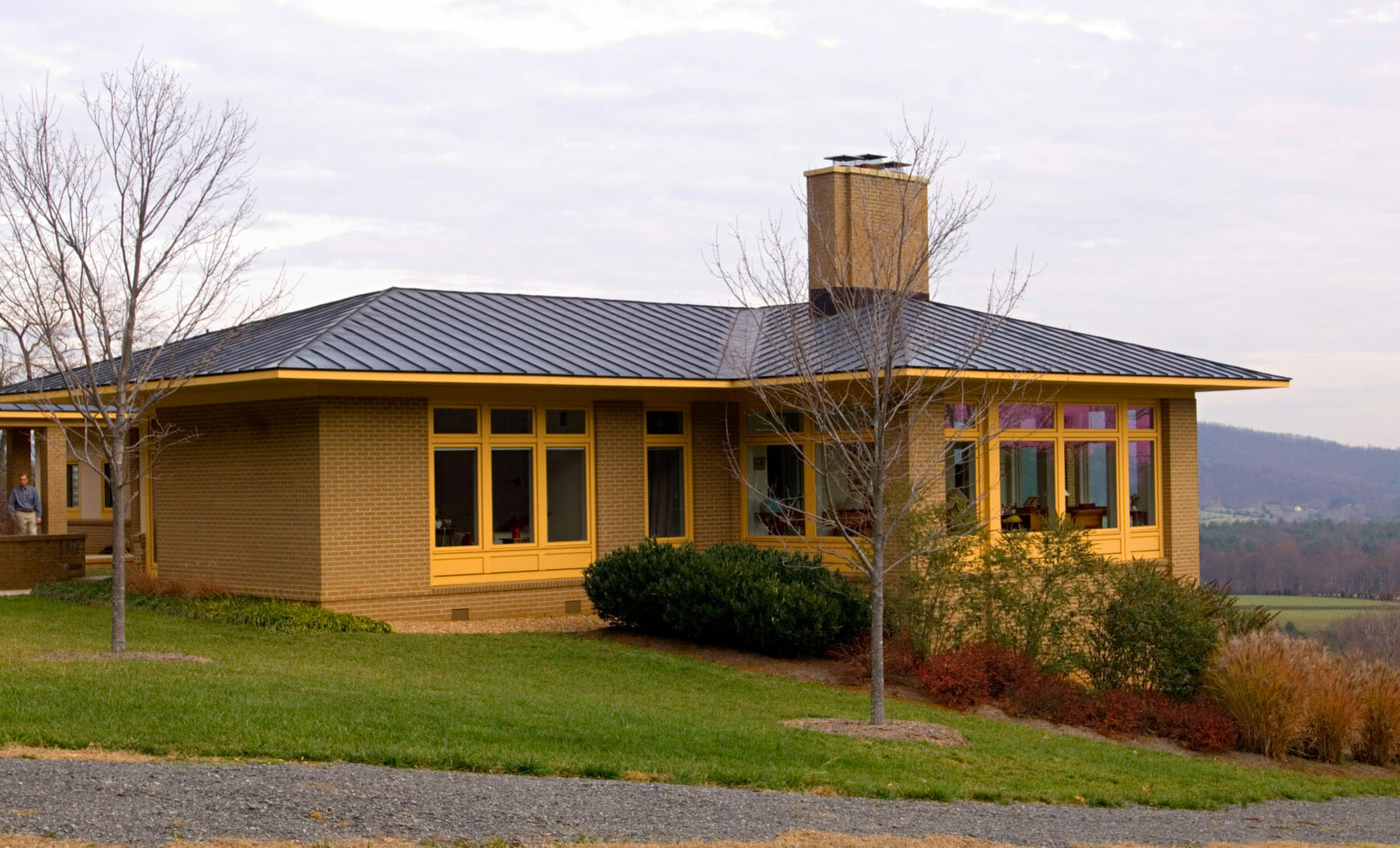Modern home construction in Charlottesville, Crozet, Keswick and surrounding areas.