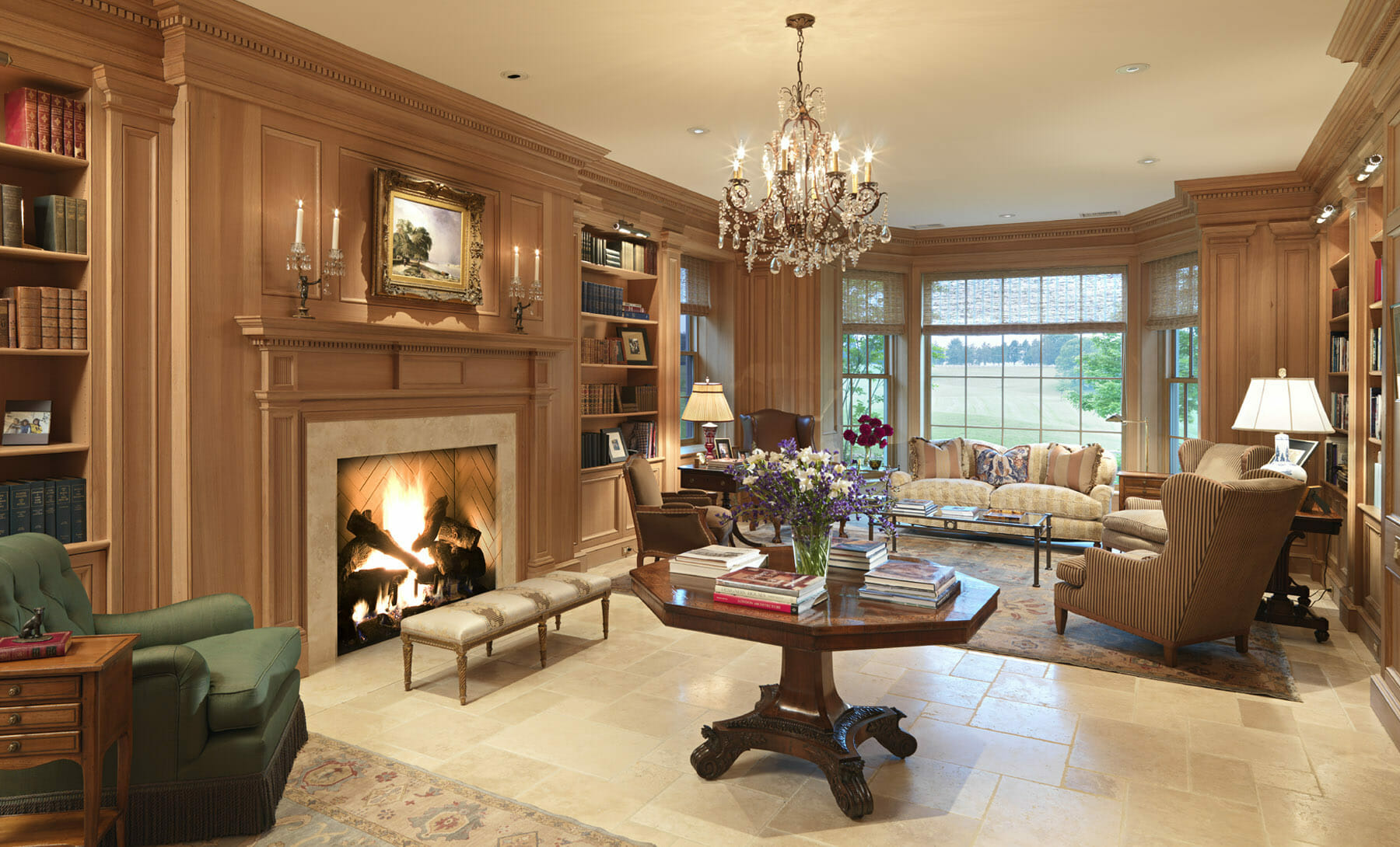 Gibson, Magerfield & Edenali specialize in interior and exterior historic home preservation in Albemarle County.
