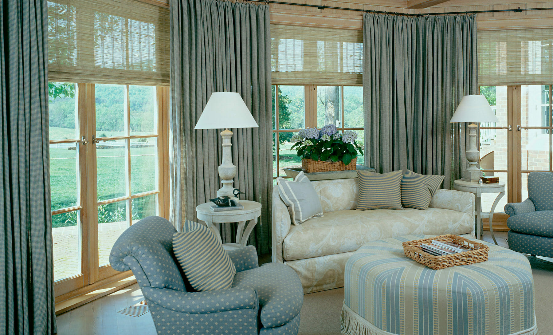 GME Builder specializes in high-end construction and remodeling for estates and historic homes.