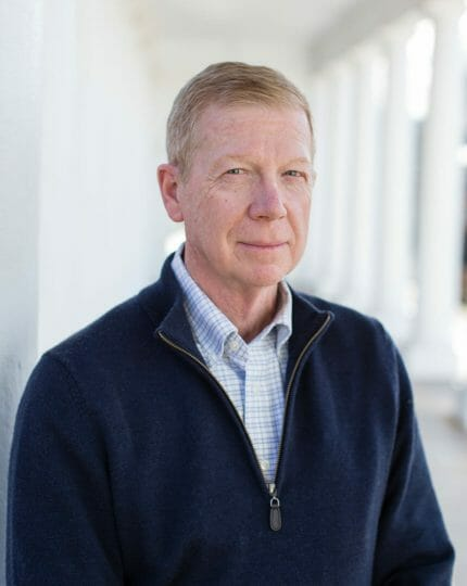Jamie Gibson is the founder of Gibson/Magerfield and has been constructing high-end homes in Charlottesville and Albemarle County for over 30 years.