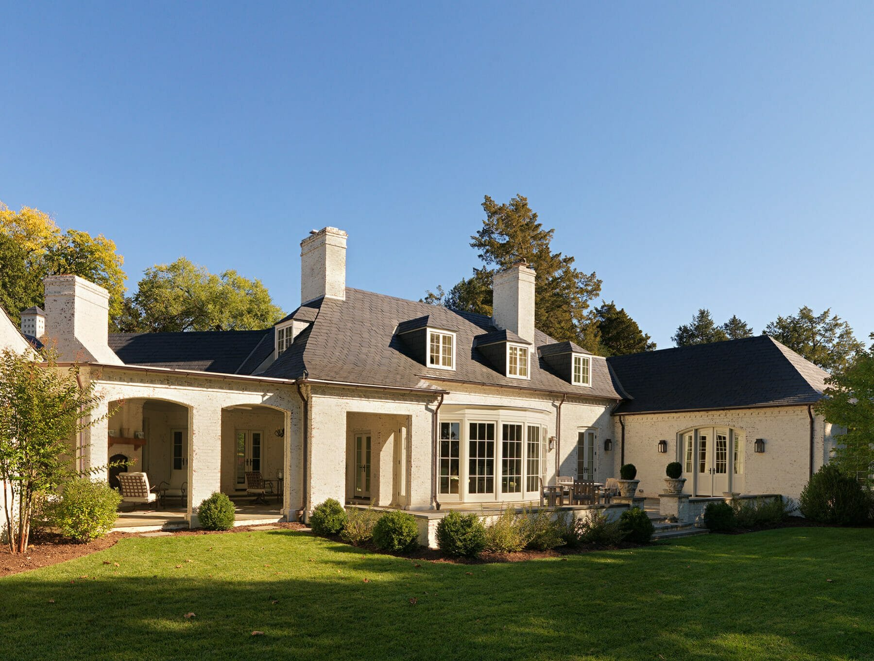 GME builders specializes in preserving and reconstructing Virginia's historic architecture and estates.